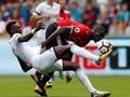 Manchester United Unggul 1-0 Atas Swansea di Babak I