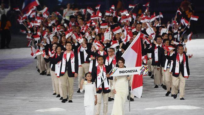 Peluang Catatan Terbaik Indonesia Sejak SEA Games 2001