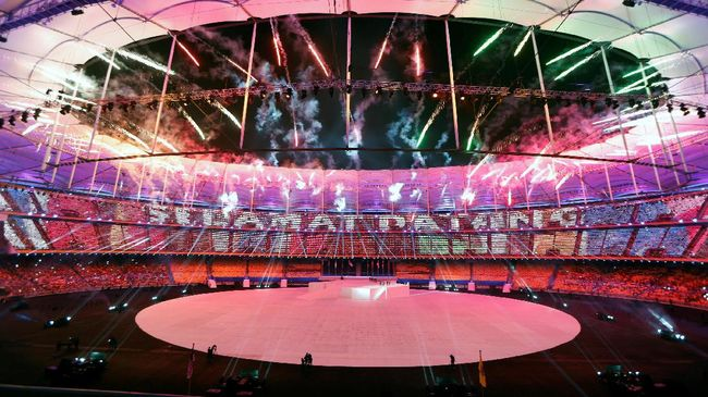Rentetan Kontroversi di SEA Games 2017