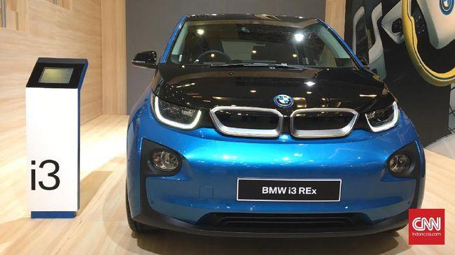 BMW Gandeng Jaguar Land Rover Garap Teknologi Mobil Listrik