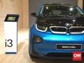 Mobil Listrik BMW i3 Mulai Dijual di GIIAS