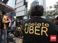 Menyoal Tuduhan Suap Polisi, Kemenhub Minta Izin Uber Dicabut