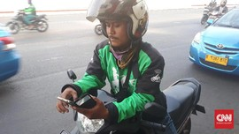 Gojek Apresiasi Larangan 'Nyetir' Sambil Pakai GPS