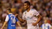 Pemain Real Madrid: Akhirnya Gol Datang Juga
