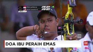 VIDEO: Doa Ibu Iringi Peraih Emas Indonesia di SEA Games