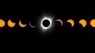 Peneliti Buktikan Gerhana Matahari Picu Gangguan di Atmosfer