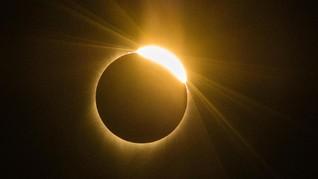 Setelah Supermoon, Ada Gerhana Matahari Pada 15 Februari
