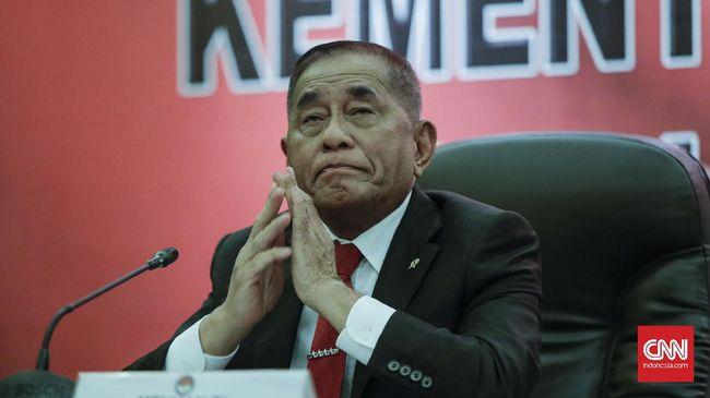 Menhan Dukung Perwira TNI Ikut Seleksi Capim KPK