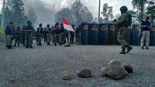 Baku Tembak di Bandara Nduga-Papua, 3 Warga Tewas