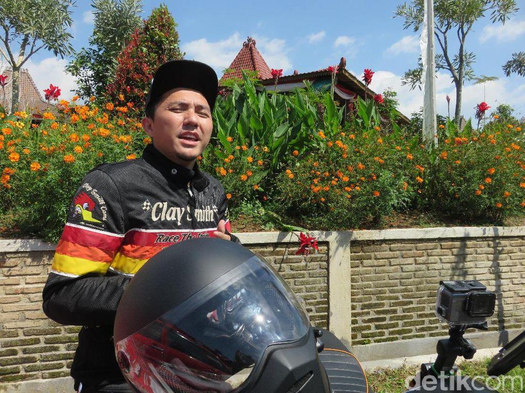 Lihat Triumph Tiger 800 XCX, Omesh Ingin Ngegas ke Bali