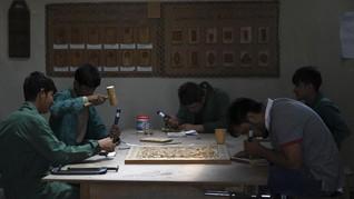 FOTO: Upaya Penyelamatan Perajin Afghanistan dari Kepunahan