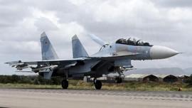 Menhan Pastikan Dua Jet Sukhoi SU 35 Atraksi di HUT TNI 2019