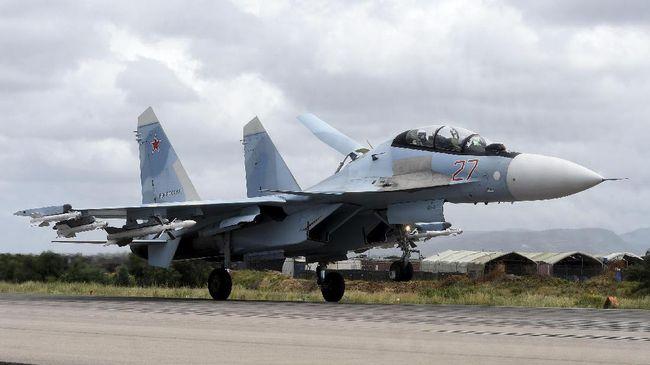Kemhan RI Sudah Meneken Kontrak Pembelian 11 Sukhoi SU-35