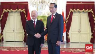 Indonesia-Vietnam Sepakati Aturan Laut China Selatan