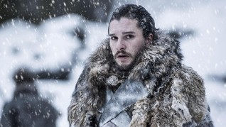 'Jon Snow' Enggan Tonton Musim 8 'Game of Thrones'