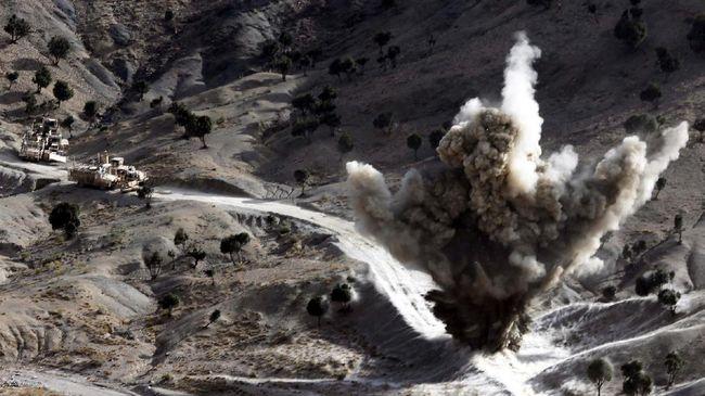 Militer AS Klaim Bunuh Puluhan Petinggi Taliban