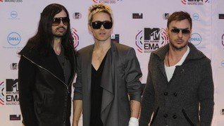 Nasionalisme Thirty Seconds To Mars di Album Baru 'America'