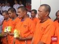 Kronologi Penyelundupan 137 Kg Sabu Kandas di Perairan Aceh