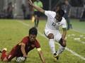 Babak Pertama: Timnas Indonesia Tertinggal 0-1 dari Kirgistan