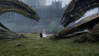 'Game of Thrones' Rampungkan Syuting 55 Malam di 3 Lokasi