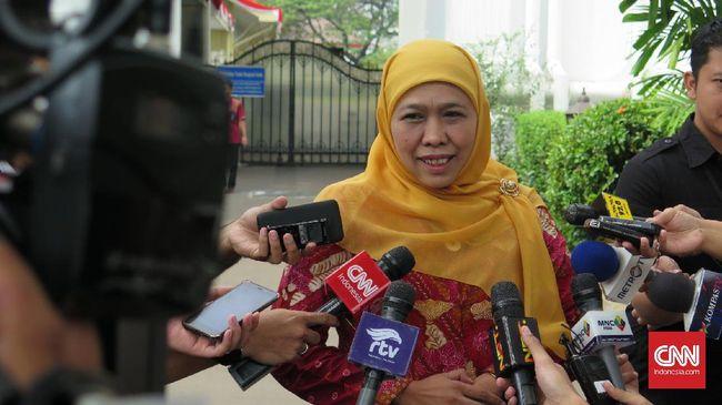 Untuk Pilgub Jatim, Khofifah Sudah Temui Setya Novanto