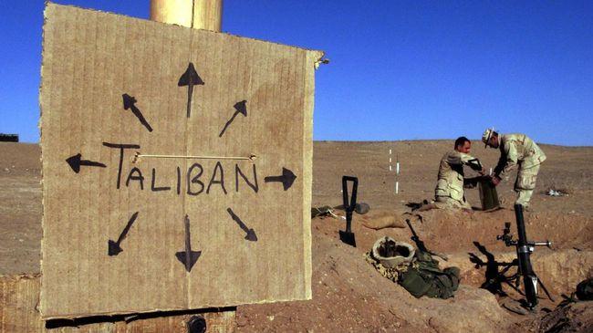 Pemimpin Taliban Tewas dalam Serangan Udara di Afghanistan