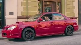 Mobil Bekas Film 'Baby Driver' Dilelang di eBay