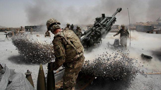 Militer AS Diminta Tarik Pasukan di Afghanistan