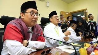 Pimpin Tim Pengawas Haji ke Mekkah, Fadli Zon Sorot Katering