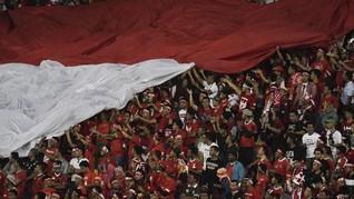 KBRI Bagikan 500 Tiket Gratis Indonesia vs Kamboja