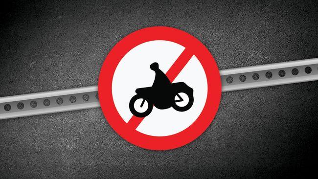 Larangan Sepeda Motor: Solusi Instan dari Bom Waktu Kemacetan