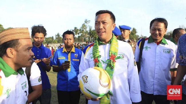 Menpora Sambut Gembira Pesta Gol Timnas Indonesia U-19