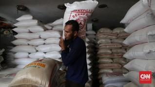 Indonesia Ekspor 25 Ribu Ton Beras ke Malaysia