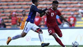 Indra Sjafri Sayangkan Kartu Merah Saddil Ramdani