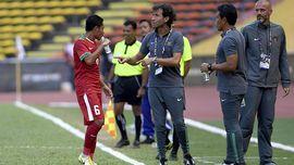 Luis Milla Tak Kecewa Timnas Indonesia Gagal Juara
