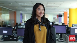 Putri Tanjung Dikabarkan Jadi Staf Khusus Jokowi