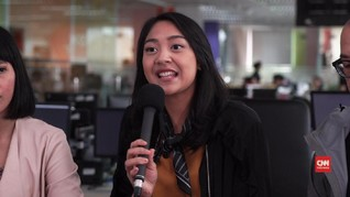 VIDEO: Ambisi Putri Tanjung Gerakkan Pemuda Indonesia
