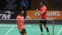 Fajar/Rian Incar Gelar di Malaysia Demi Asian Games