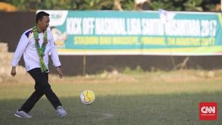 Menpora: Semua Pihak Wajib Gairahkan Sepak Bola