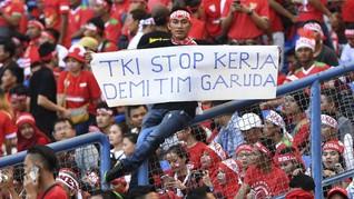 Cara Dapatkan Tiket Gratis Indonesia vs Malaysia dari KBRI