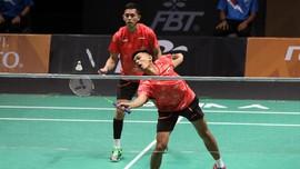 Pasangan Ganda Putra Indonesia ke Final Malaysia Masters