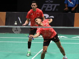 Kalahkan Malaysia, Indonesia Maju ke Semifinal Piala Thomas