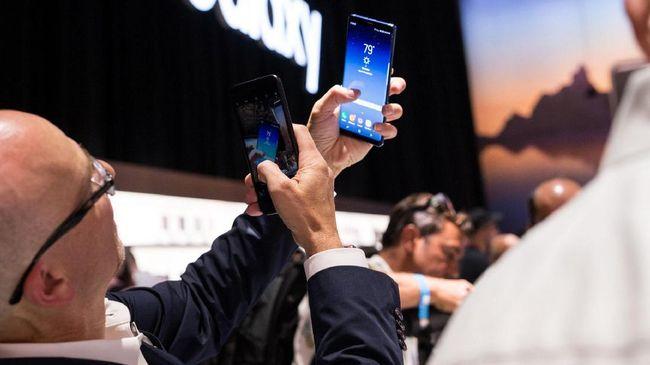 Samsung Gelar Sayembara Retas Ponsel Berhadiah Rp2,6 M