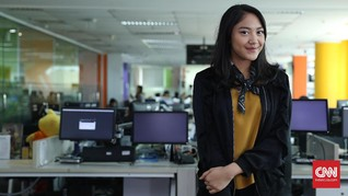 Duet Chairul-Putri Tanjung Kejutkan Creativepreneur Corner