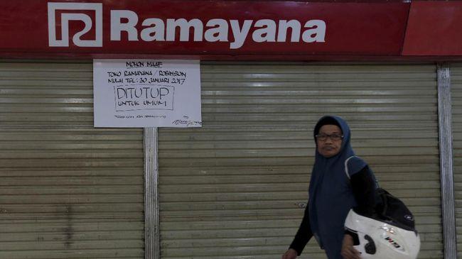 Ramayana Setop Operasional Delapan Gerai Akhir Bulan Ini