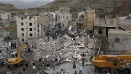 Kilang Minyak Dibom, Saudi Serang Balik Pemberontak Yaman