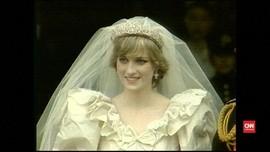 Misteri Gaun Pengantin 'Kedua' Lady Diana yang Hilang