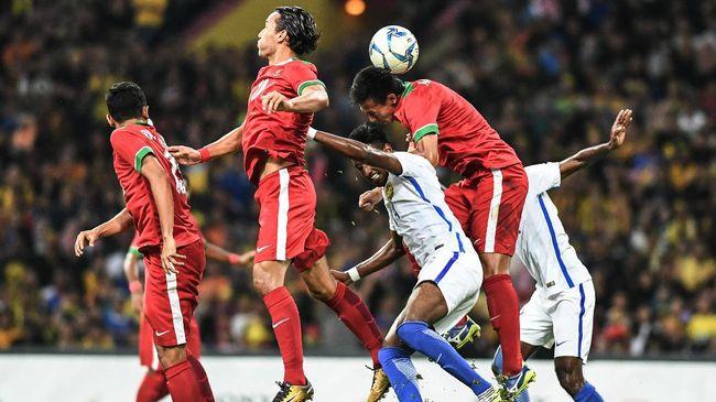 Timnas Indonesia Kalah dari Malaysia di Semifinal SEA Games