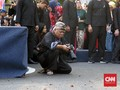 Ikut Jepret Karnaval, Menteri PUPR Dikira Fotografer Istana