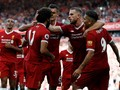 Liverpool Bantai Arsenal 4-0 di Anfield